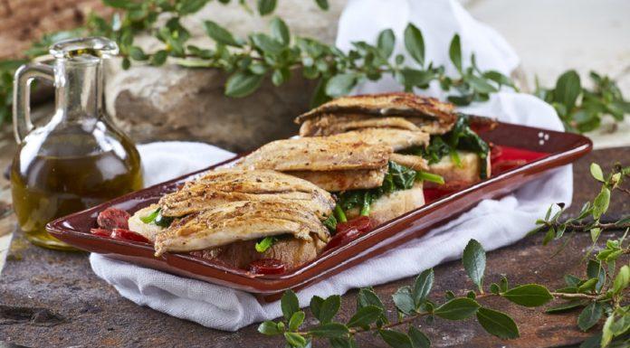 Sardinhas-marinadas