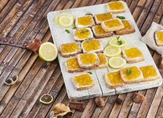 Biscoitos-de-limão