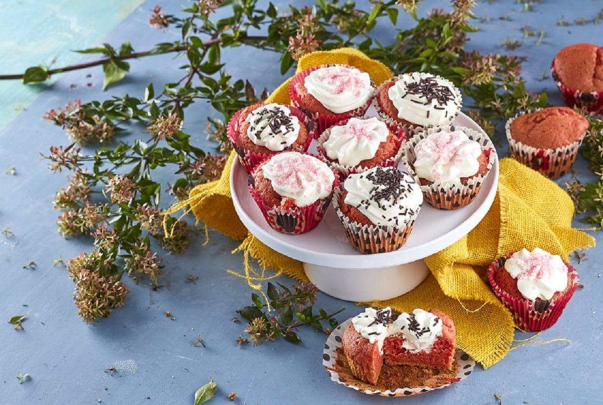 Red Velvet cupcakes CHSB 11