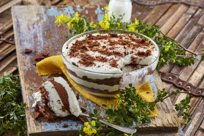 Mousse de iogurte -@Teleculinaria
