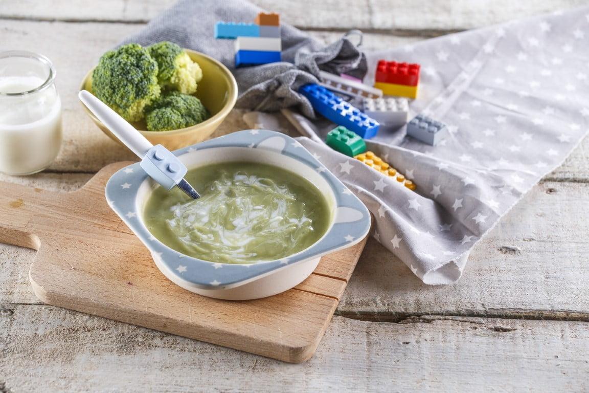 Creme de brocolos com iogurte CHPF 10 Medium