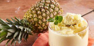 Mousse de ananás CHPS 00027