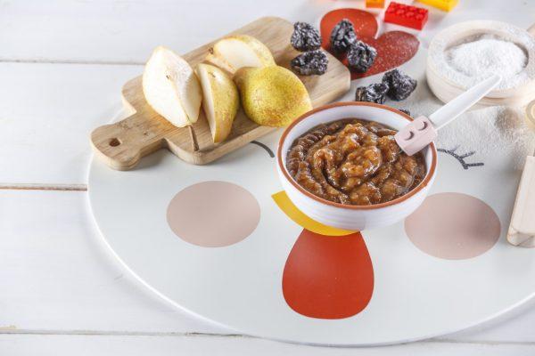 Papa de pera com ameixas secas CHPF 8 Medium