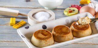 Pudinzinhos de caramelo CHPF 10 Medium