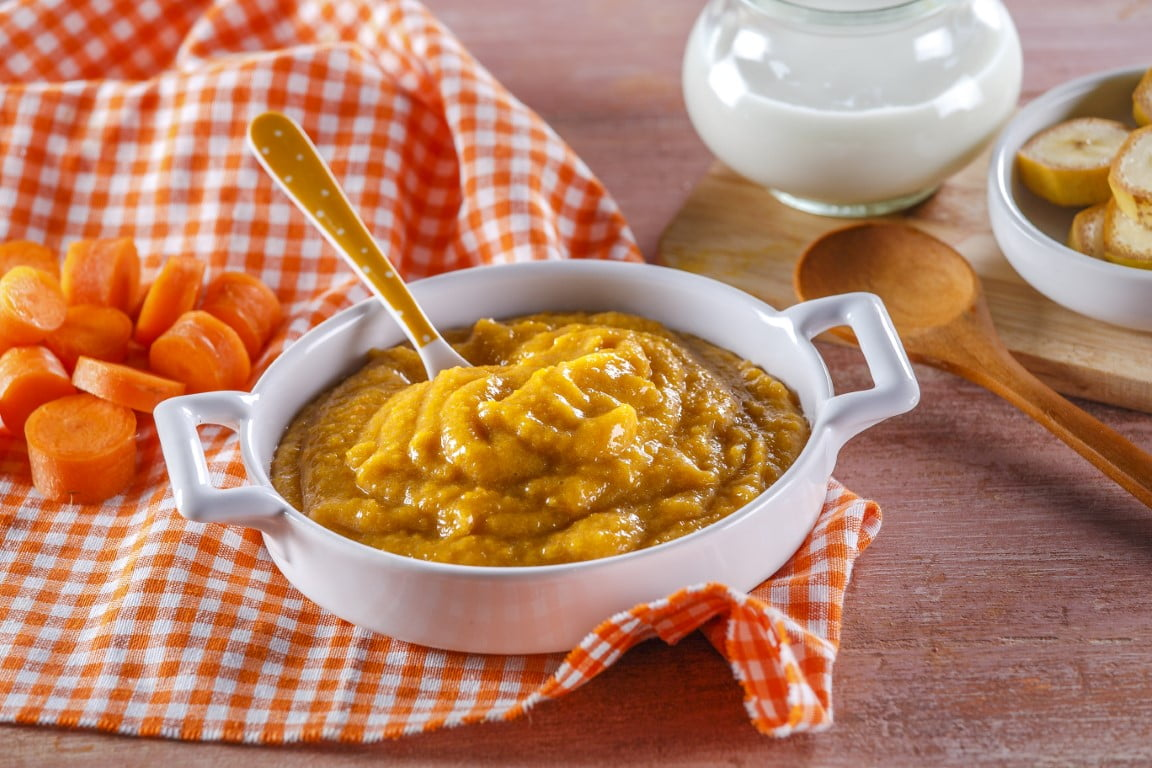 Pure de cenoura com banana CHPF 11 Medium 1
