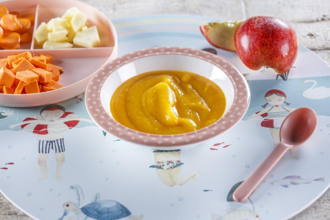 Pure de legumes com maca CHPF 5 Medium