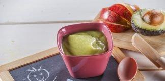 Pure de maca com pera abacate CHPF Medium