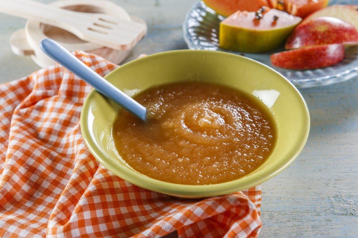 Pure de papaia com maca CHPF 16 Medium