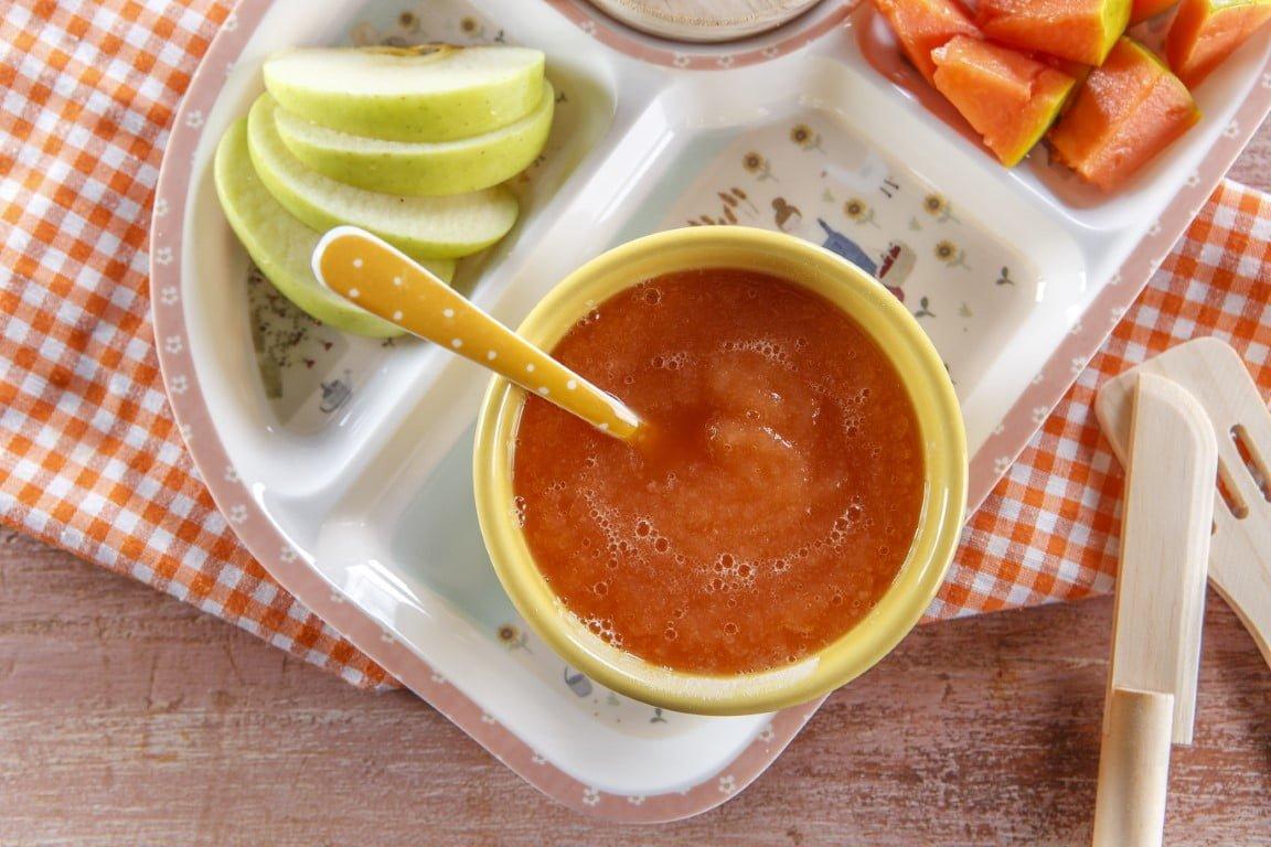 Pure de papaia com maca e cereais CHPF 13 Medium