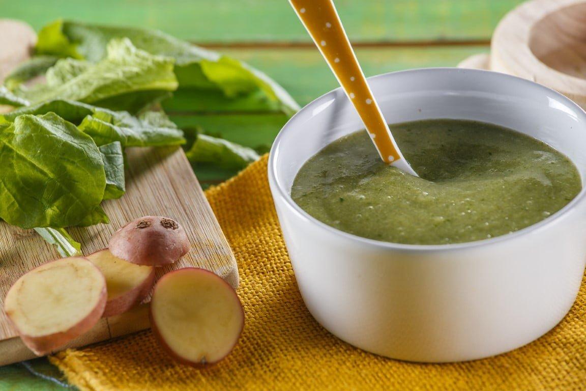 Sopa verde CHPF 9 Medium