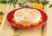 bavaroise de laranja - TeleCulinária