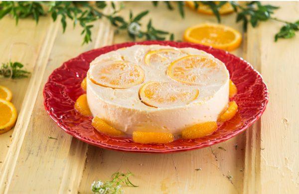 bavaroise de laranja TeleCulinária