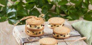 Gelado Cookie Snack- @Teleculinaria