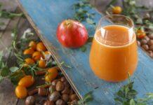 Néctar de pera e cenoura -@TeleCulinária