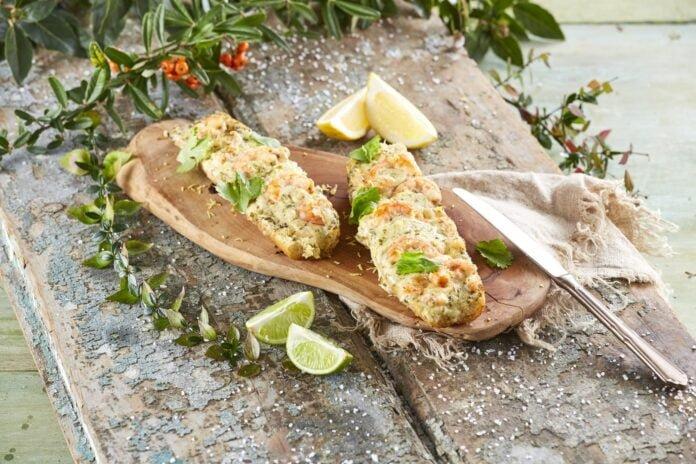 Tosta de camarão CHMC 5 Large