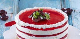 Cheesecake riscadinho -@Teleculinaria