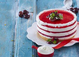Cheesecake riscadinho - @TeleCulinária