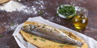 Peixe ao pão - @TeleCulinária