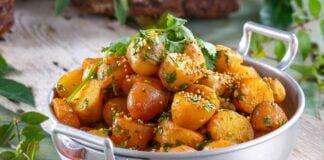 Batatas indianas