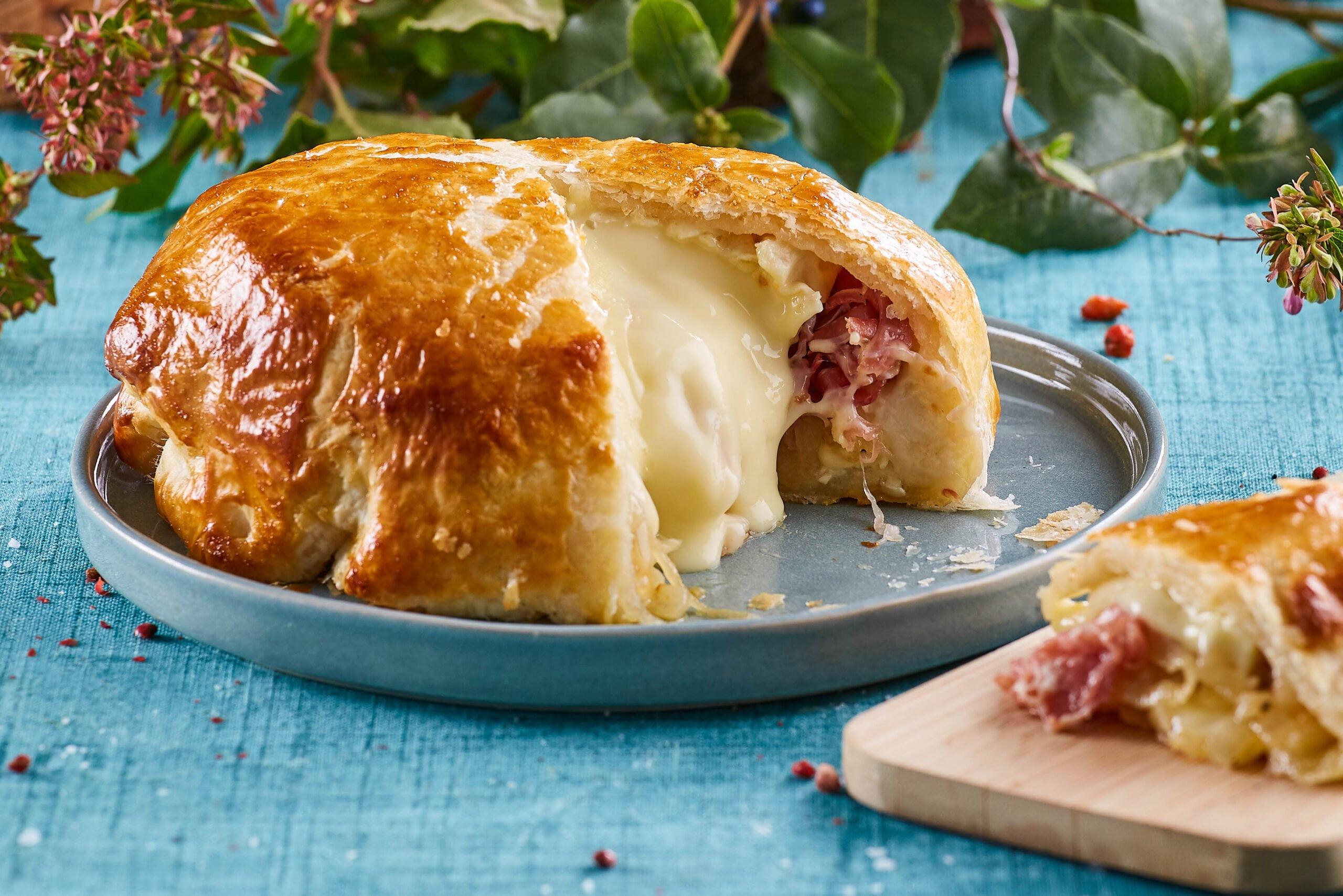 Camembert recheado