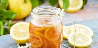 Compota de limão