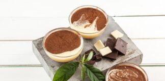 Mousse de 2 chocolates