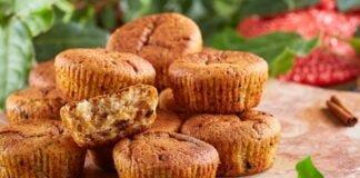 Muffins de requeijão